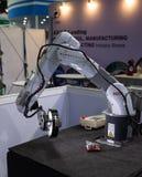 Roboter Nachi Robotic Systemss MZ07 Stockbild
