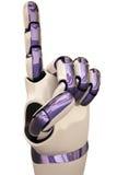 Roboterhände Stockbilder