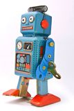Roboterspielzeug Stockfoto
