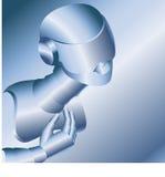 Robotessa Image libre de droits