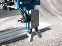 Robothandfattande Arkivfoton