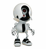 Robotic camera Royalty Free Stock Images