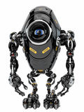 Robotic creature Royalty Free Stock Photos