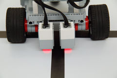 Robotica alta tecnologia Fotografia Stock