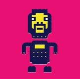 Robotillustratie Stock Fotografie