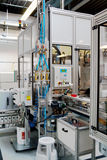 Robotized промышленное оборудование Стоковое Изображение RF