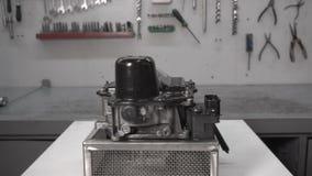 Robotized automatyczny gearbox DSG, moczy chwyt, instrument zbiory