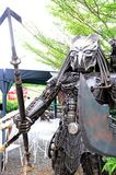 Robotjärnfrämlingar Royaltyfri Fotografi