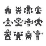 robotrobot Arkivfoto