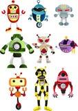 Robots illustration stock