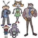 Robots libre illustration