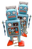 Robots Royalty Free Stock Photography