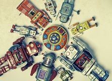 Robots Stock Images
