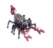 robotscorpion arkivfoto