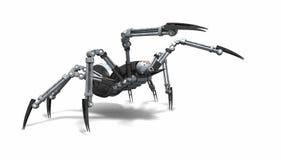 Robotspindel Arkivfoton