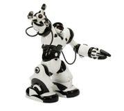Robotstuk speelgoed royalty-vrije stock afbeelding