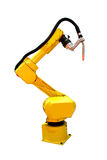 robotwelder Royaltyfria Bilder
