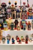 Roboty Fotografia Royalty Free