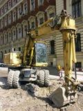 roboty budowlane Fotografia Royalty Free