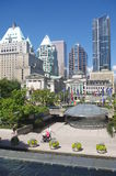Robson Square Stock Photos