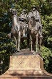 robt e Lee- u. Stonewall-Jackson Monument stockbild