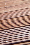Robust decking Royalty Free Stock Image