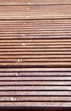 Robust decking Royalty Free Stock Photo