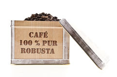 Robusta coffee Stock Images
