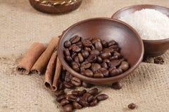 Robusta Coffee Beans Stock Photos