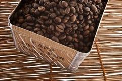 Robustakaffee Stockbild