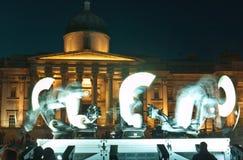 Robustezas de Outrace, semana del diseño de Londres Foto de archivo libre de regalías