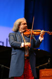 Roby Lakatos  Romani violinist from Hungary Royalty Free Stock Photography