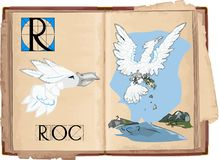 Roc bird Stock Image