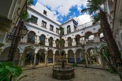 Roc de Sant Gaieta ett ställe som är Royaltyfria Foton