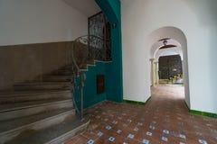 Roc de Sant Gaieta ett ställe som är Royaltyfri Foto
