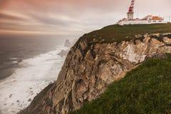 roca маяка da cabo Стоковые Фото