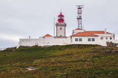 roca маяка da cabo Стоковая Фотография