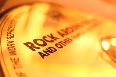 Roca Fotografía de archivo