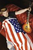 Roca americana Fotografía de archivo libre de regalías