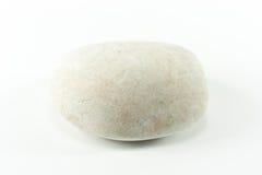 Roca blanca Fotografía de archivo