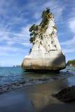 Roca blanca Imagenes de archivo