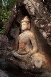Roca Buddha Imagen de archivo