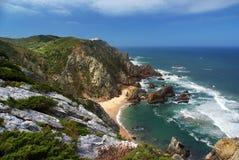 Roca Cape Stock Photo