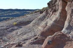 Roca; cielo Foto de archivo libre de regalías
