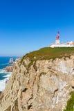 roca DA Πορτογαλία cabo Στοκ φωτογραφίες με δικαίωμα ελεύθερης χρήσης