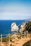 roca DA Πορτογαλία cabo Στοκ εικόνες με δικαίωμα ελεύθερης χρήσης