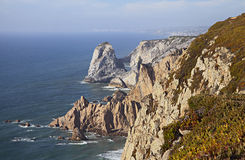 roca da Португалии cabo Стоковое Изображение RF