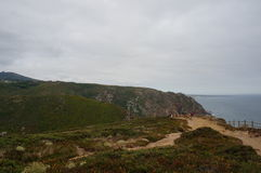 roca da Португалии cabo Стоковые Изображения
