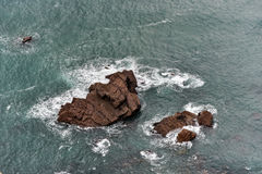 Roca DA Cabo - Πορτογαλία Στοκ φωτογραφίες με δικαίωμα ελεύθερης χρήσης