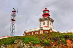 Roca DA Cabo - Πορτογαλία Στοκ Εικόνες
